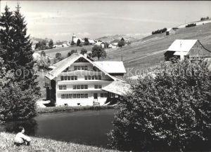 Hemberg SG Gasthaus-Ferienkolonie zur Traube / Hemberg /Bz. Toggenburg