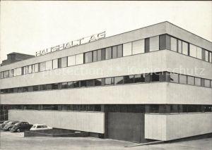 Hochdorf LU Haushalt AG Hauptgebaeude / Hochdorf /Bz. Hochdorf
