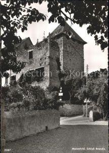 Maienfeld Schloss Brandis Kat. Maienfeld