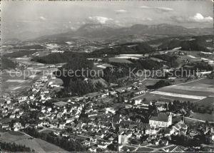 Willisau Luftaufnahme Kat. Willisau