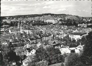 Winterthur vom Heiligberg gesehen Kat. Winterthur