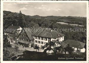 Turbenthal Kurhaus Gyrenbad Kat. Turbenthal