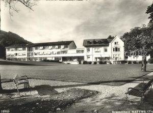 Wattwil Krankenhaus Wattwil Kat. Wattwil