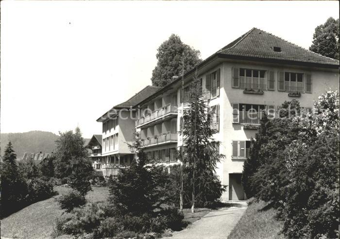 Unteraegeri Erholungsheim St Anna Kat. Unteraegeri