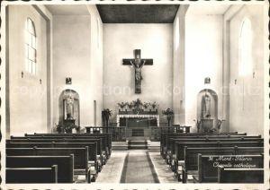 Mont Pelerin Chapelle catholique Kat. Mont Pelerin