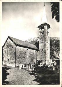 Zillis Kirche Kat. Zillis