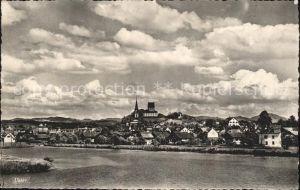 Uster ZH Gesamtansicht mit Schloss / Uster /Bz. Uster