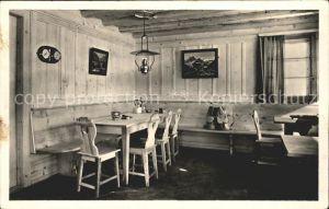 Affoltern Albis Clubhaus Eseltritt Huettensaal Kat. Affoltern Albis
