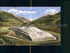 Airolo Fort Airolo Kat. Airolo