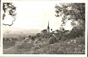 Gossau ZH Kirche Kat. Gossau ZH
