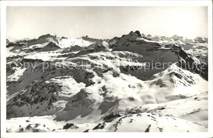 Schild Skigebiet Schild gegen Murgsee Rottor Pizol Spitzmeilen Kat. Schild