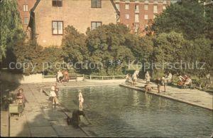 Stockholm Bjoerns Garden Pond for children Kat. Stockholm