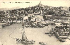 Marseille Bassin du Carenage Port Bateaux Kat. Marseille