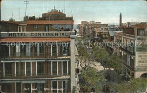 Port Said Hotel Continental Kat. Port Said