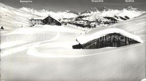 Fideris Skihaus Heuberge Fideris Kat. Fideris
