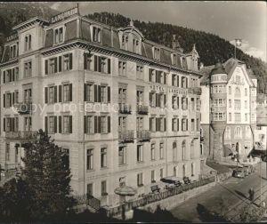 Languard Pitschen Hotel Languard Kat. Languard Pitschen