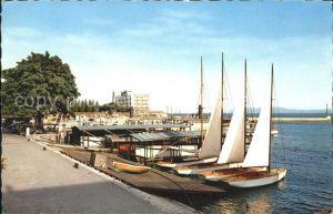 Neuchatel NE Le Port Hotel Beaulac / Neuchatel /Bz. Neuchâtel