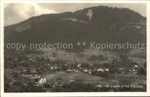 St Legier et les Pleiades Kat. St Legier