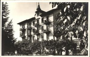 St Legier Hotel du Rock Kat. St Legier