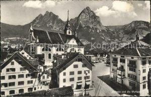 Schwyz und Mythen Kat. Schwyz