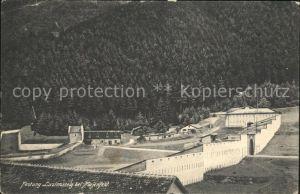 Maienfeld Festung Luziensteig Kat. Maienfeld