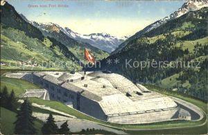 Airolo Fort Kat. Airolo
