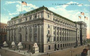 New York City U.S. Custom House  / New York /