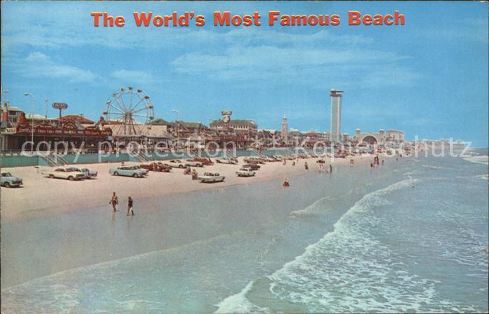 Daytona Beach The worlds most famous beach Kat. Daytona Beach