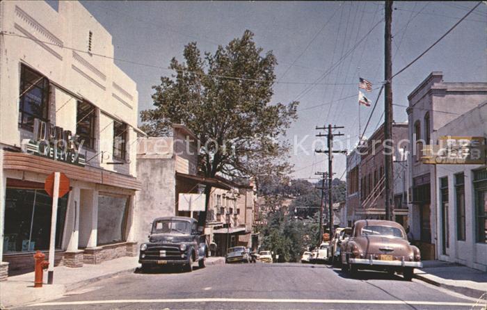 San Andreas Main St. Courthouse Treat s Hotel  Kat. San Andreas