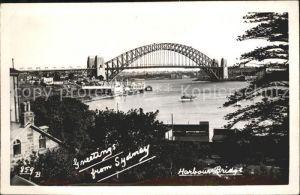 Sydney New South Wales Harbour Bridge Kat. Sydney