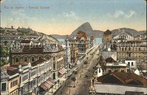 Rio de Janeiro Avenida Central Kat. Rio de Janeiro