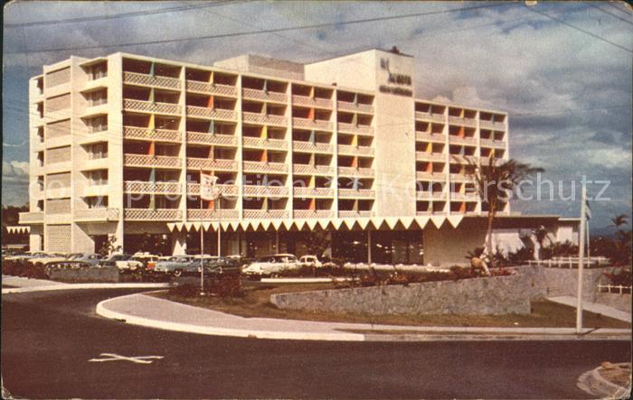 San Salvador Hotel El Salvador Kat. San Salvador