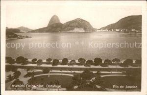 Rio de Janeiro Avenida Beira Mar Kat. Rio de Janeiro