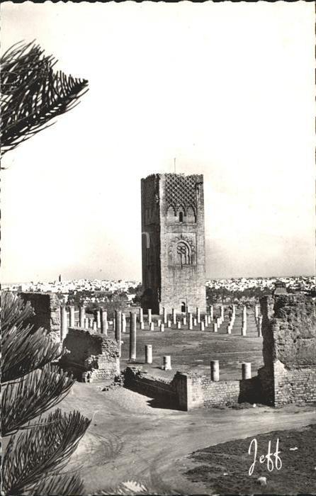 Rabat Rabat Sale La Tour Hassan Kat. Rabat