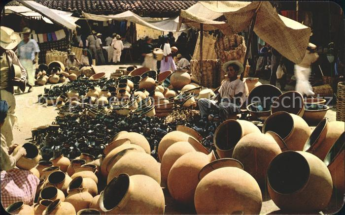Oaxaca Tlacolula Markt Kat. Oaxaca