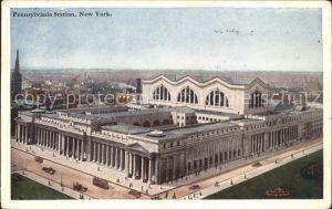 New York City Pennsylvania Station / New York /