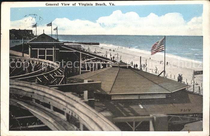 Virginia Beach Beach  Kat. Virginia Beach