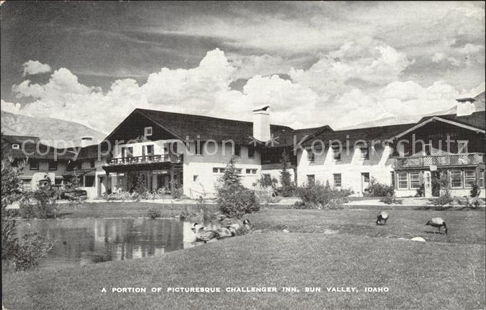 Sun Valley Idaho Challenger Inn Kat. Sun Valley
