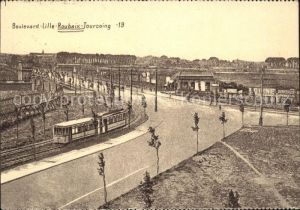 Roubaix Boulevard Lille Roubaix Tourcoing Kat. Roubaix