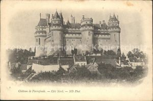 Pierrefonds Oise Chateau Kat. Pierrefonds