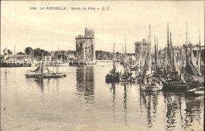 La Rochelle Charente Maritime Sortie du Port Bateau Kat. La Rochelle