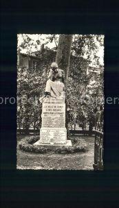 Ceret Monument aux Morts Kriegerdenkmal Kat. Ceret
