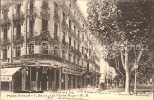 Nice Alpes Maritimes Palais Donadki Boulevard Victor Hugo Kat. Nice