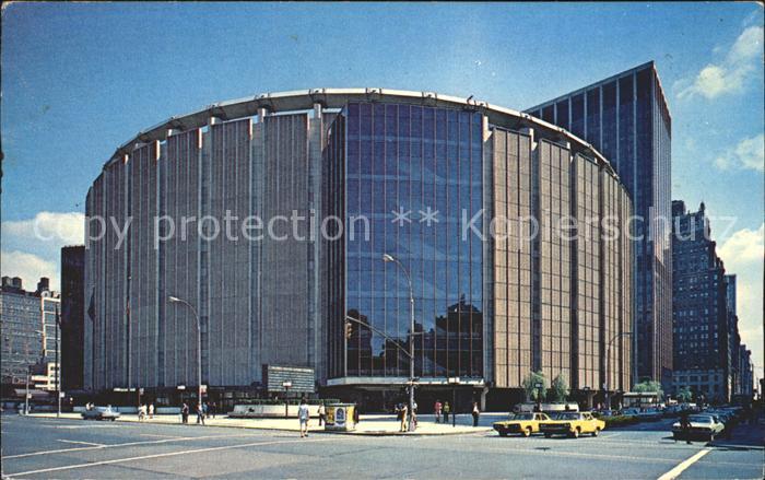 New York City Madison Square Garden Center Pennsylvania Plaza / New York /