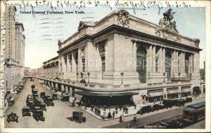 New York City Grand Central Terminal / New York /