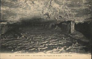Arcy-sur-Cure Yonne Hoehle Grotte * / Arcy-sur-Cure /Arrond. d Auxerre