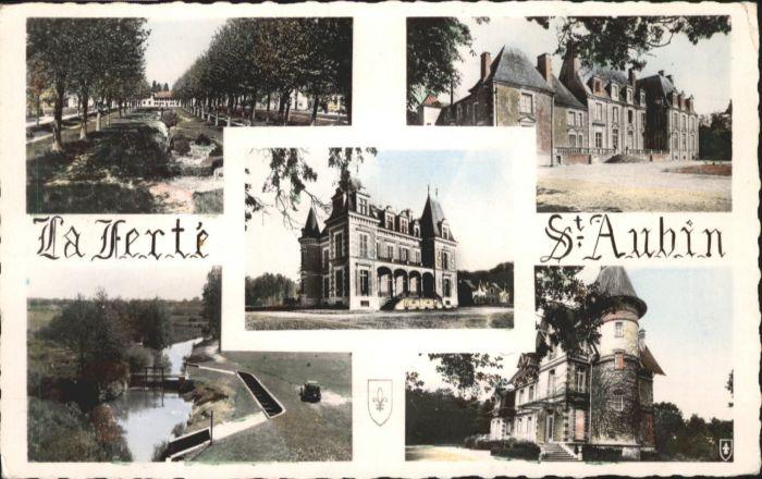 La Ferte-Saint-Aubin  / La Ferte-Saint-Aubin /Arrond. d Orleans