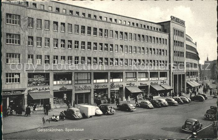 Gelsenkirchen Sparkasse / Gelsenkirchen /Gelsenkirchen Stadtkreis