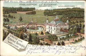 Reichsfeld Ritterhof Hotel / Reichsfeld /Arrond. de Selestat-Erstein