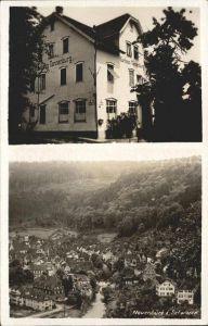 Neuenbuerg Enz Gasthaus Tannburg / Neuenbuerg /Enzkreis LKR